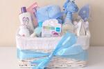 подарки новорожденному мальчику