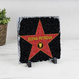 Голливудская Звезда-камень