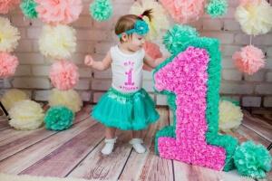 Подарок девочке на 1 год
