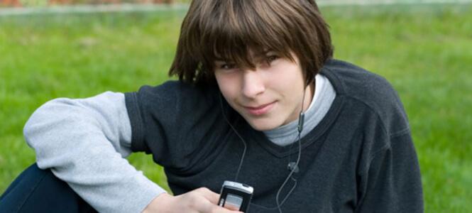 мальчик 13 лет
