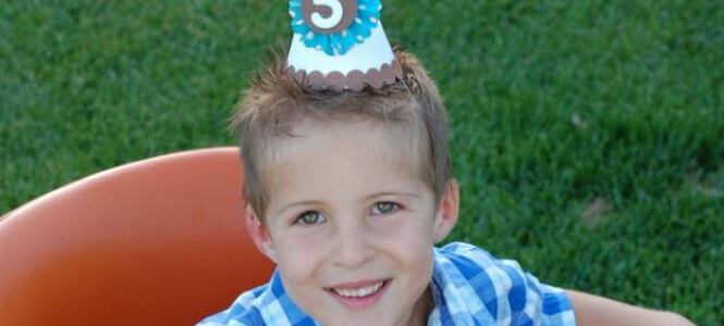мальчик 5 лет