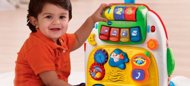 подарок мальчику на 4 года