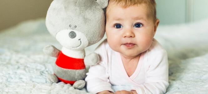 подарок ребенку на пол года