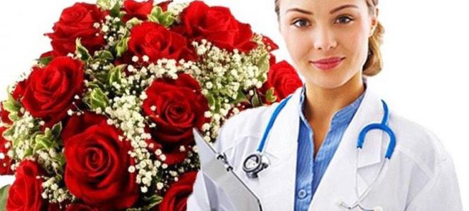 подарок врачу